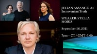 """""""HERO OR VILLAIN?: THE PROSECUTION OF JULIAN ASSANGE""""  movie discussion"""